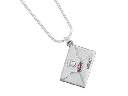 hp necklace letter back c