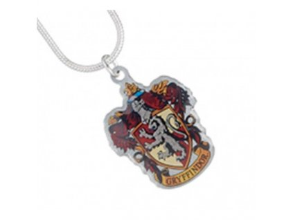 hp necklace gryffindor half 2