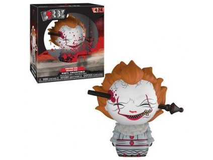 Funko Pennywise with Wrought Iron 8 cm It