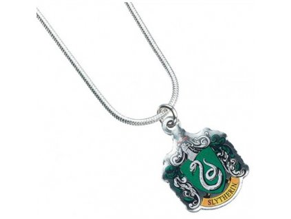 hp necklace slytherin c
