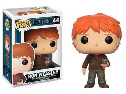 Funko POP! Ron s Prašivkou 9 cm Harry Potter