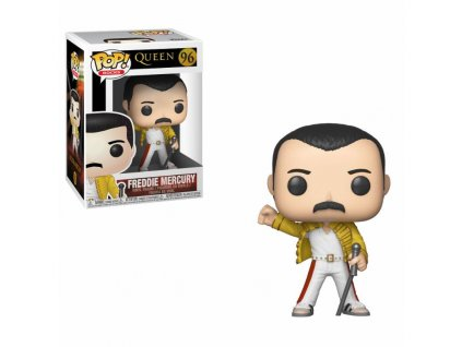 Funko POP! Freddie Mercury Wembley 9 cm Queen