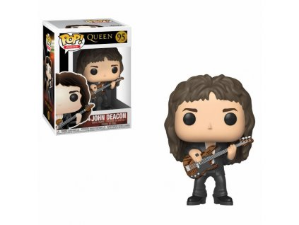 Funko POP! John Deacon 9 cm Queen