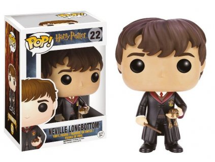 Funko POP! Neville s Trevorem 9 cm Harry Potter