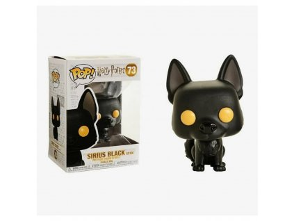 Funko POP! Sirius zvěromág 9 cm Harry Potter