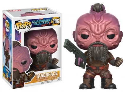Funko POP! Taserface 9 cm Strážci galaxie