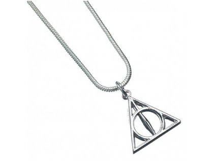 hp necklace deathly hallows d