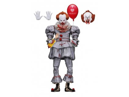 Figurka Pennywise Derry Deluxe 18 cm It