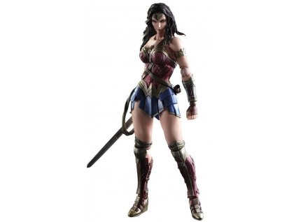 Figurka Wonder Woman Deluxe 25 cm Justice League