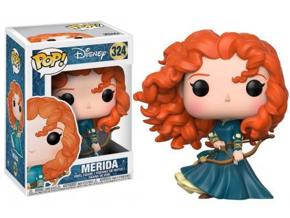 Funko POP! Merida 9 cm Rebelka