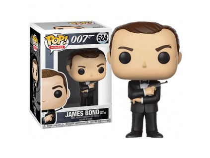 Funko POP! Sean Connery Dr. No 9 cm James Bond