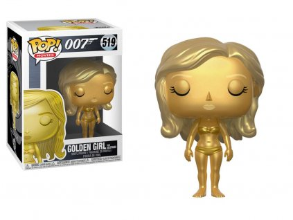 Funko POP! Golden Girl 9 cm James Bond