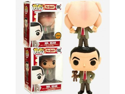 Funko POP! Mr. Bean 9 cm CHASE