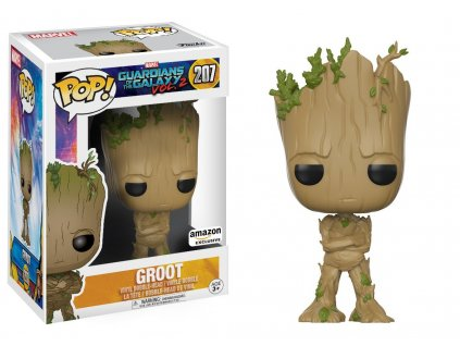 funko pop reveals teenage groot figure from guardians of the galaxy vol 211