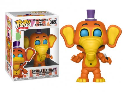 Funko POP! Orville Elephant 9 cm Five Nights at Freddys