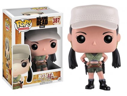 Funko POP! Rosita 9 cm Walking Dead