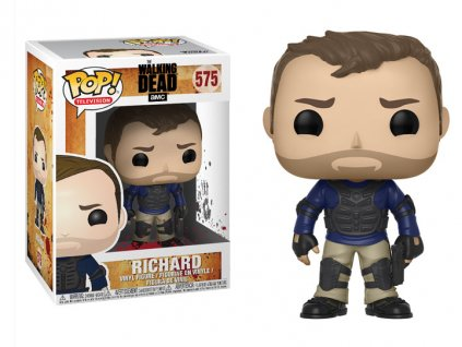 Funko POP! Richard 9 cm Walking Dead