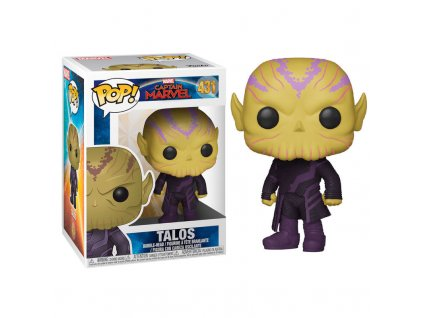 Funko POP! Talos 9 cm Captain Marvel