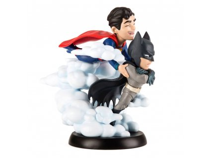 Figurka Superman & Batman 10 cm DC Comics