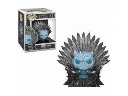 Funko POP! Night King na Železném trůnu 15 cm Game of Thrones