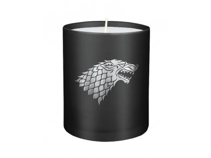 Svíčka House Stark 9 cm Game of Thrones