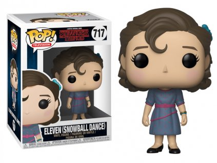 Funko POP! Eleven Snowball Dance 9 cm Stranger Things