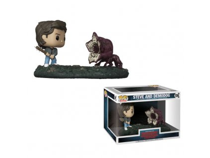 Funko POP! Steve & Demodog 9 cm Stranger Things