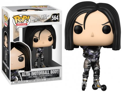 Funko POP! Motorball Body 9 cm Alita