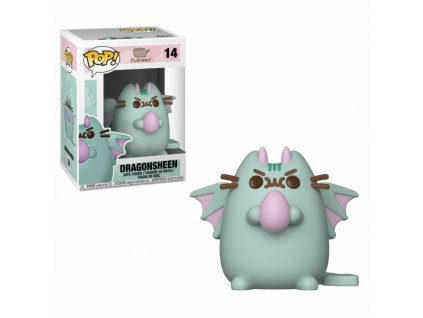 Funko POP! Dragonsheen 9 cm Pusheen