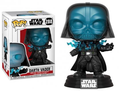 Funko POP! Electrocuted Vader 9 cm Star Wars