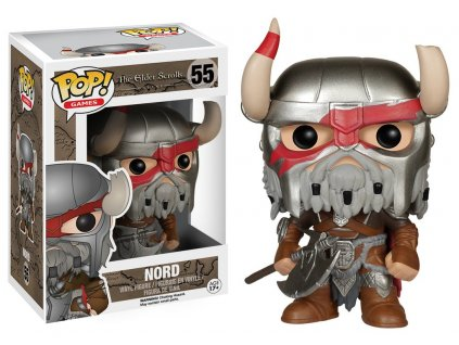 Funko POP! Nord 9 cm The Elder Scrolls