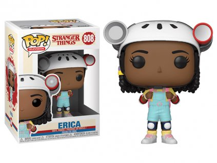 Funko POP! Erica 9 cm Stranger Things