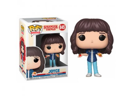 Funko POP! Joyce with magnets 9 cm Stranger Things