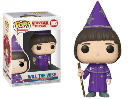 Funko POP! Will The Wise 9 cm Stranger Things