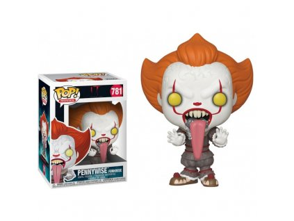 Funko POP! Pennywise Funhouse 9 cm It