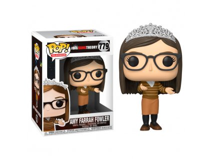 Funko POP! Amy Farrah Fawler 9 cm The Big Bang Theory