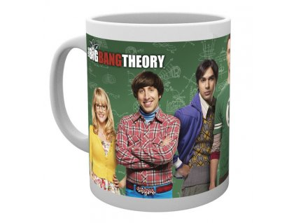 Hrnek Cast The Big Bang Theory