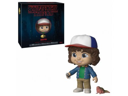 Funko Dustin & Dart 10 cm Stranger Things