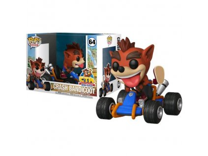 Funko POP! Crash Racing 15 cm Crash Bandicoot
