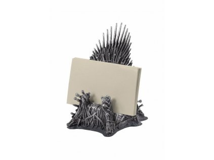 Železný trůn Bussiness Card Holder 10 cm Game of Thrones