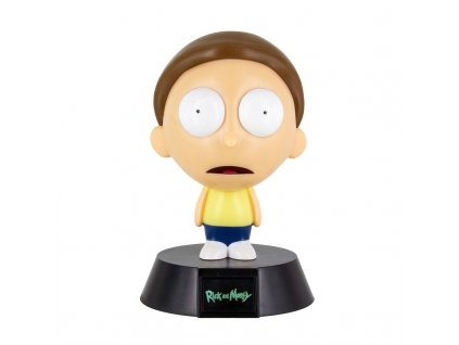 3D Lampička Morty 10 cm Rick & Morty