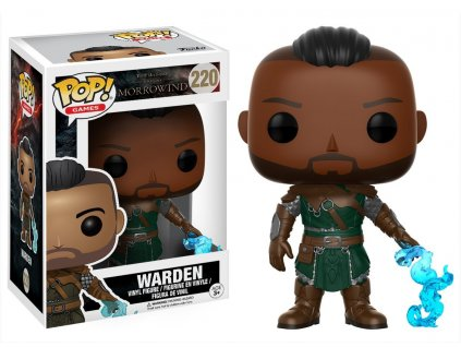 Funko POP! Warden 9 cm The Elder Scrolls
