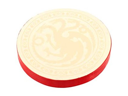 Minibloček House Targaryen Game of Thrones