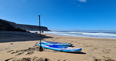 FUERTE SUP & SURF camp #1