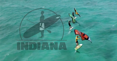 Nově nabízíme paddleboardy, surfy, hydrofoily a wingy značky INDIANA SUP