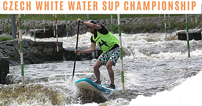 MČR SUP – paddleboard na divoké vodě 2021
