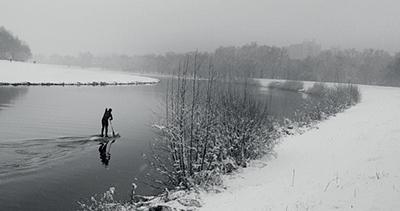 Jak se obléknout na paddleboard v zime?
