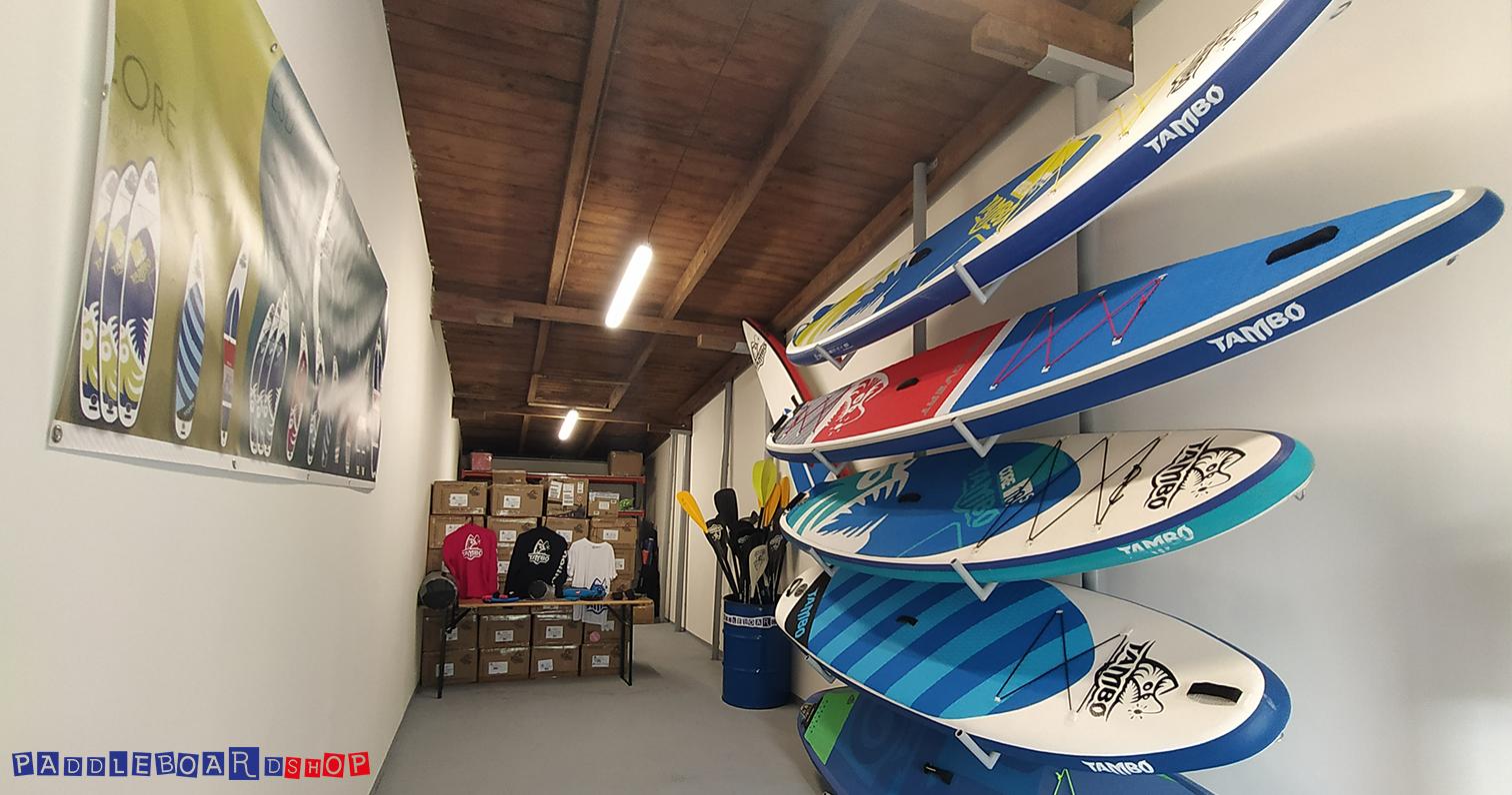 Nová prodejna Paddleboardshop.cz