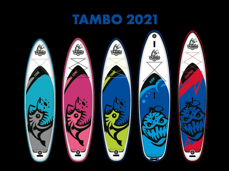 TAMBO modely 2021