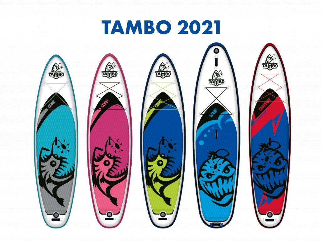 TAMBO RANGE FRONT